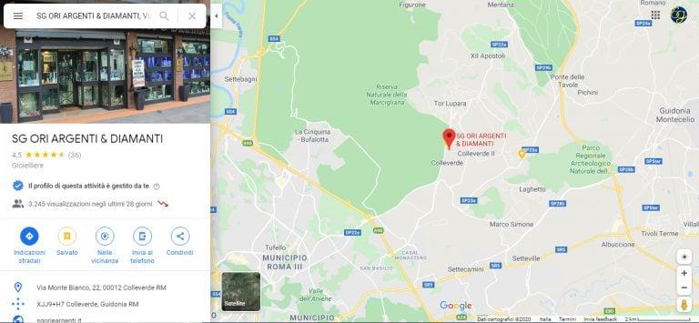 mappa SG ORI E ARGENTI
